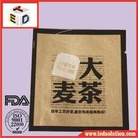 New arrival fashion design unique gift paper bag,tea paper pouch