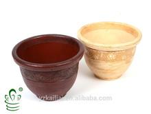 classic plastic flowerplant magnolia flower pot