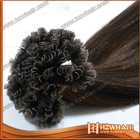 NEW style! 100% human hair factory price wholesale remy u tip keratin human hair extension