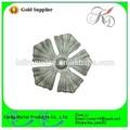 Más barato de metal de hierro forjado hojas hojas de parra
