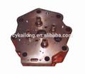 cabeça do cilindro do motor para degong dg956 peças sobressalentes pá carregadeira