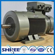 three phase slip ring induction motor, high efficiency 0.37 kw three phase induction motor