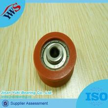 Yuki 6003 inner size 17mm plastic nylon pulley wheels