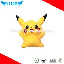 Cute oem stuffed plush pokemon stuffed animals