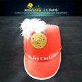 espumantes de qualidade primado bonita e colorida chapéus feitos de materiais reciclados