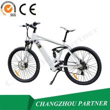 CE SGS Approved! Chinese City Electric Bike 26 inch Fat Tyre 2000w electric motorcycle