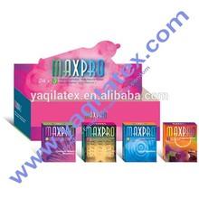 custom assorted flavors & colors condoms kamasutra condoms