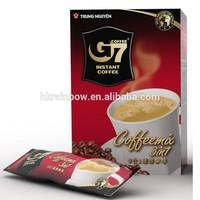 Resealable Mylar Ziplock Bag for Instant Coffee