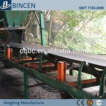 ICS Electronic Multi-idler roller conveyor belt loader