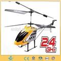 Aleación 3.5ch 2.4g rc modelo de avión ultraligero de aeronaves para la venta