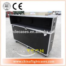"Top Quality 70"" Plasma LCD LED TV Screen Flight Road Case for Sharp"