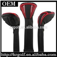 OEM Golf Driver Headcover longnecks Head Cover Custom Made Nylon