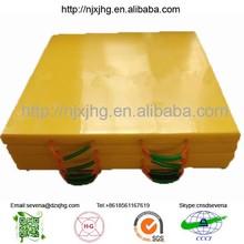 good quantity HDPE crane outrigger pads