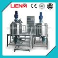 cosméticos produto quente de homogeneização do vácuo máquina de mistura