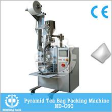 ND-C60 PyramidBag Tea Packing Machine