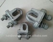 Steel Wire Rope Clip/ JK,JKL Steel Wire Clip