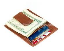 Ladies Money Clip Credit Card Holder