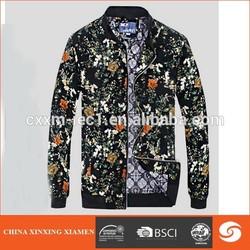 Sublimation printing jacket mesh fabric motorcycle fashion design