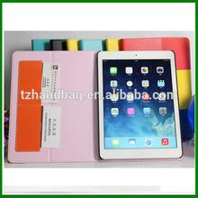 Newest design lightweight tablet case for ipad air wholesale tablet case for ipad case