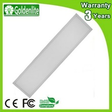 1200x300 mm emergency led panel light high brightness 72w, professional led panel light factory, passed ul,ce,rohs