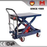 Table removable scissor platform---Factory Supply