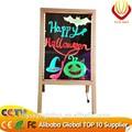 Venta al por mayor 2015 alibaba led tablero de escritura, signos llevó la publicidad para la publicidad de alta calidad de la fábrica directa!