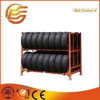 Rust-proof durable laboratory tire storage racks