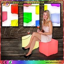 LED Cube / LED Cube Chairs / LED Mood Light Cubes
