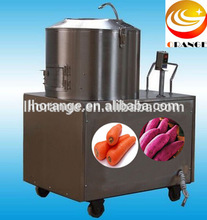 Hot sales potato carrot Washer and Peeler machine