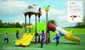 يوى خه 2015 من لعب الأطفال في الهواء الطلق معدات الملعب