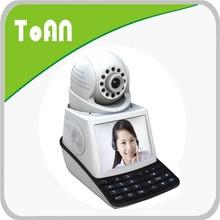 2014 new intelligent H.264 network USB WIFI phone camera high technology