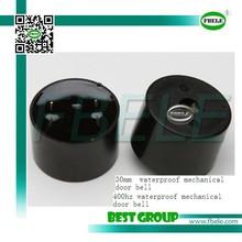 30mm 400hz waterproof mechanical door bell FBPB3020C