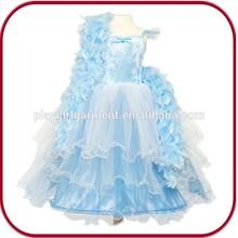 Ppggd- 0920 party girl fantasía cenicienta vestidos para niñas