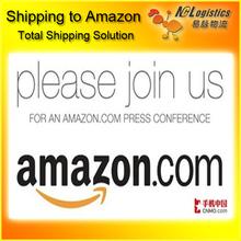 sea shipping shipment to Amazon