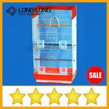 hot sale birdcages metal wire mesh plastic cage bird feeders 4 bird