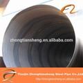 el primer metal en espiral del tubo en espiral y proveedor de la tubería
