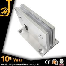 Stainless Steel Double Sliding Glass Shower Door Pivot Hinge