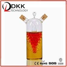 Creativo de aceite y vinagre separador de líquido botella decorativa