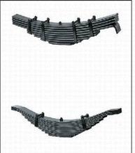 customized leaf spring use for semi truck trailer