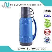 heat resistant 2015 best glass 14 oz water bottle (FGUQ018)