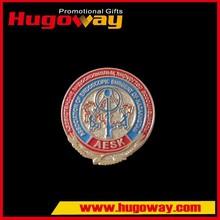 fashion dragon service lapel pin with logo