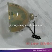 ET-LAD60 ET-LAD60W ET-LAD60A Original bare bulb for PANASONIC