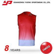 New Arrival Highest Level Hot Design Custom Basketball Warm Up Shirts