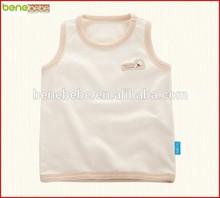 Benebebe Organic Cotton Baby Vest Newborn Summer Tank Tops