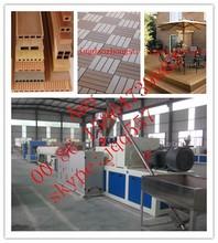 2015 popular design Cheap Price pvc/ wpc window and door profile extrusion machine