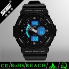 hot sport fashion japan movt quartz watch analog waterproof colorful large display digital watch relojes