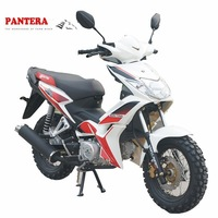 PT110Y-7 Fast Well Configuration Sport 150cc Motorbike for South America