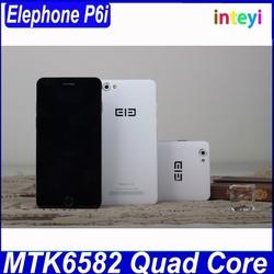 "Original 5.0"" Elephone P6i Quad Core Android 4.4 Smartphone Dual SIM 13MP Rear GPS Wifi 3G mobile phone"