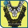 flower lace applique lace trim applique necklace lace wedding