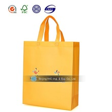 China Gold supplier oem production cheap custom folding shopping tote bag